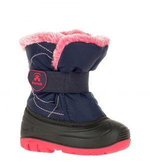 navy boot