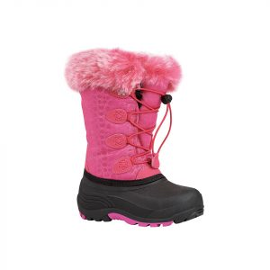 fuschia boot