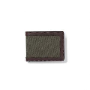 otter green wallet