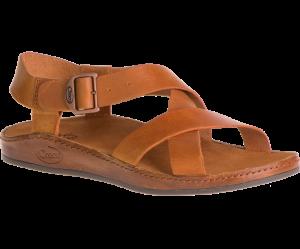 rust sandal