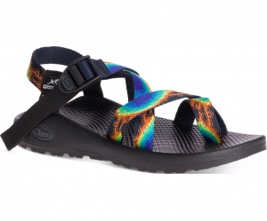 multi colored sandal